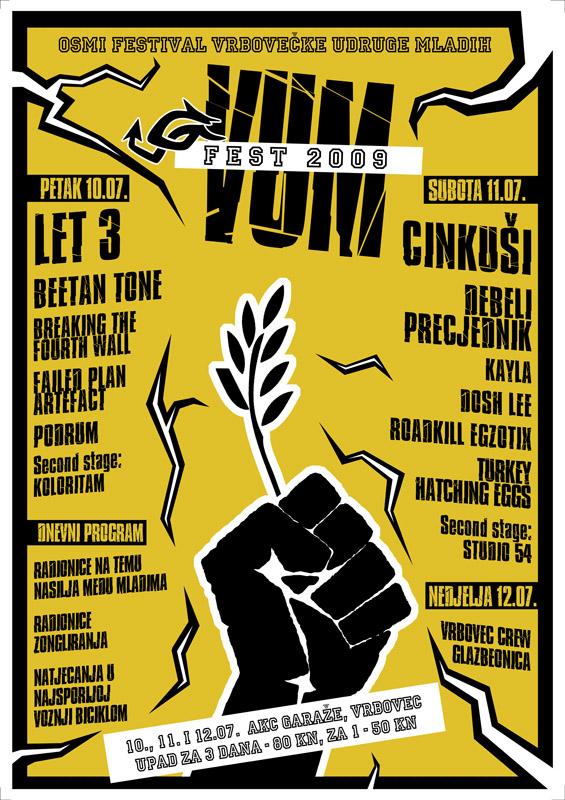 VUM Fest 2009